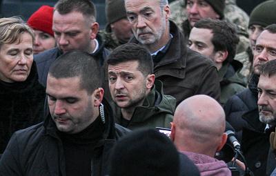 Зеленский: выборы в Донбассе могут состояться, когда территория будет подконтрольна Киеву