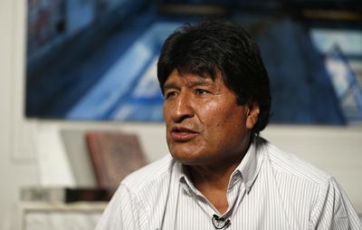 Моралес назвал одну из возможных причин возникновения кризиса в Боливии