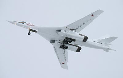 Источник: первый модернизированный ракетоносец Ту-160М собрали в России