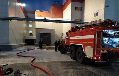 """Около 600 человек эвакуировали из ТЦ """"Пекин"""" в Екатеринбурге из-за пожара"""