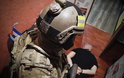 ФСБ РФ совместно с КГБ Белоруссии ликвидировали канал поставок из-за рубежа оружия