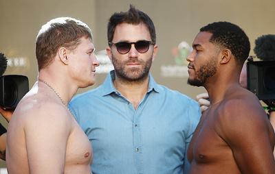 Поветкин поспорит за звание претендента на титул чемпиона мира WBA в бою с Хантером