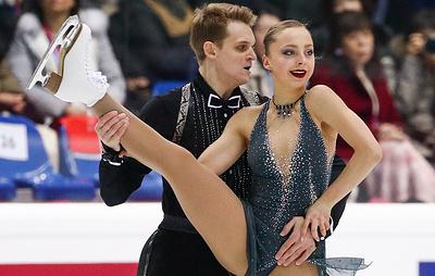 Бойкова и Козловский не смогли объяснить неудачу в произвольной программе финала Гран-при