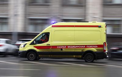 В Москве автомобиль врезался в вестибюль станции МЦК