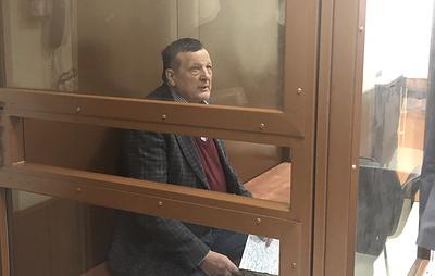 Ходатайство СК об аресте экс-главы Щелковского района Подмосковья Валова поступило в суд