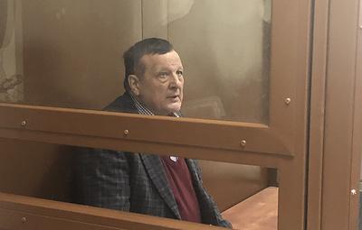 Экс-глава Щелковского района Подмосковья Валов отверг в суде обвинение в получении взятки