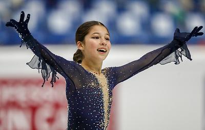Американская фигуристка Лью заявила, что ее вдохновляет олимпийская программа Загитовой