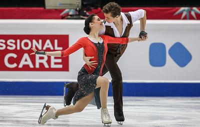 Олимпийская атмосфера пошла на пользу фигуристам Шанаевой и Нарижному в финале Гран-при