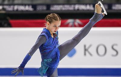 Трусова заявила, что волнение помешало ей уверенно исполнить произвольную программу