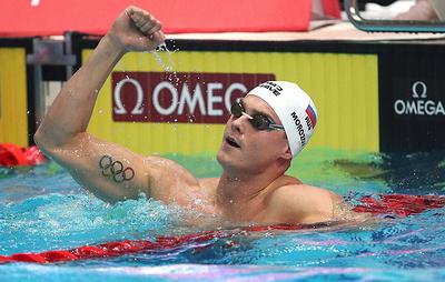 Морозов выиграл 100-метровку вольным стилем на чемпионате Европы на короткой воде