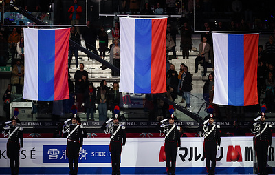 Флаг под санкциями. Российскому спорту уготовили судный день