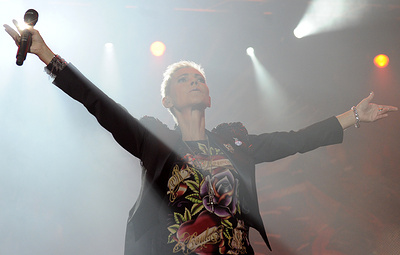 Биография вокалистки Roxette Мари Фредрикссон