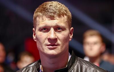 Александр Поветкин: люблю драться, но только на ринге