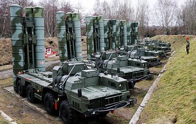 В Турции заявили, что не изменят планов по С-400 даже в случае введения санкций