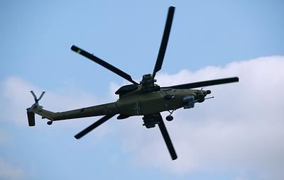 Источник: вертолет МИ-28 пропал на Кубани