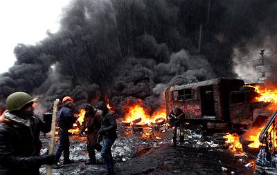 """Участник беспорядков на """"майдане"""" рассказал на допросе, кто расстреливал силовиков"""