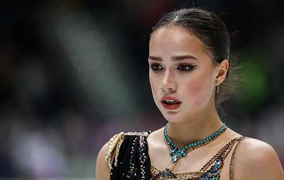 Алина Загитова заявила, что приостанавливает участие в соревнованиях