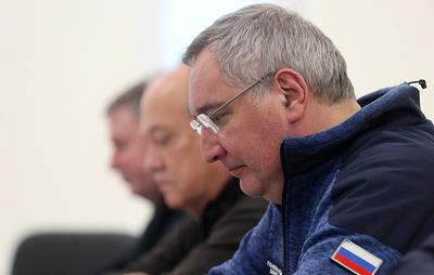 """Рогозин допустил перенос первого запуска """"Ангары"""" с Восточного на месяц"""