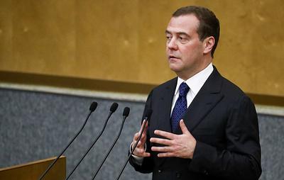 Медведев надеется, что работа по реализации нацпроектов в 2020 году будет более успешной
