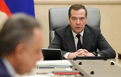 """Медведев подписал постановление об отмене 1259 актов в рамках """"регуляторной гильотины"""""""