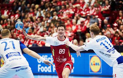 Мужская сборная России по гандболу не выступит на Олимпийских играх
