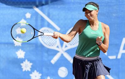 Вихлянцева вышла в полуфинал квалификации Australian Open