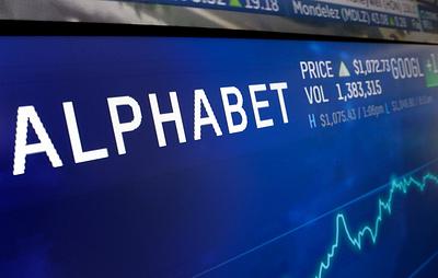 CNBC: капитализация Alphabet достигла $1 трлн
