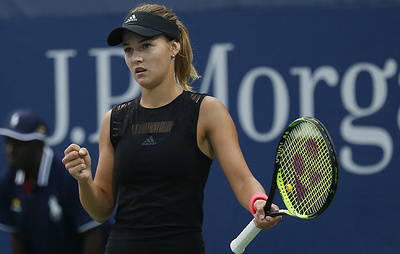 Россиянка Калинская пробилась в основную сетку Открытого чемпионата Австралии по теннису