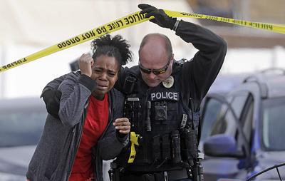 Четыре человека погибли при стрельбе в штате Юта
