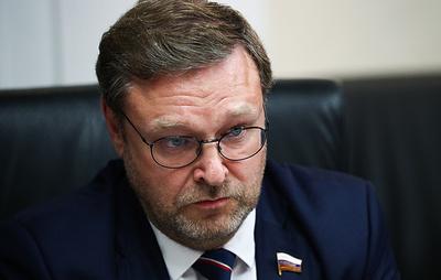 Косачев: РФ скрупулезно соблюдает обязательства по акваториям Черного и Азовского морей