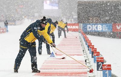 Белозеров признал ошибку тренеров в подготовке биатлонистов России к январским этапам КМ
