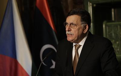 Саррадж призвал направить в Ливию международные силы, чтобы остановить наступление Хафтара