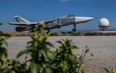 Средства ПВО на авиабазе Хмеймим отразили атаку беспилотников в ночь на 19 января