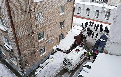 Эвакуационный выход из отеля в Перми, где погибли люди, был закрыт