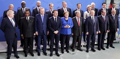 """""""Небольшой проблеск надежды"""". Мировые СМИ об итогах конференции по Ливии в Берлине"""
