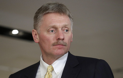 Песков заявил, что премьер пока не представил президенту новый состав правительства
