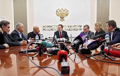 Мединский поручил в течение месяца сформировать экспертный совет комиссии по рибейтам