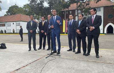 """Покинувший Венесуэлу вопреки запрету Гуайдо назвал погранконтроль """"буффонадой"""""""