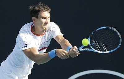 Россиянин Донской не сумел выйти во второй круг Australian Open