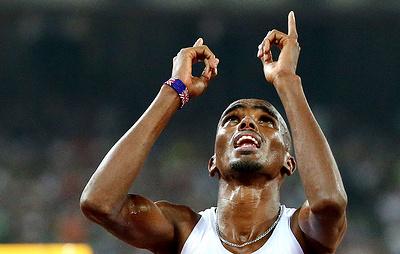 WADA пока не требовало передать пробы Мо Фары в рамках допингового расследования