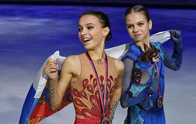 Российские фигуристки прибудут на чемпионат Европы в среду