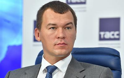 Дегтярев: Матыцин будет активно развивать все виды спорта в РФ