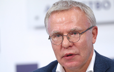 Фетисов: Матыцин и Чернышенко смогут вернуть доброе имя российскому спорту