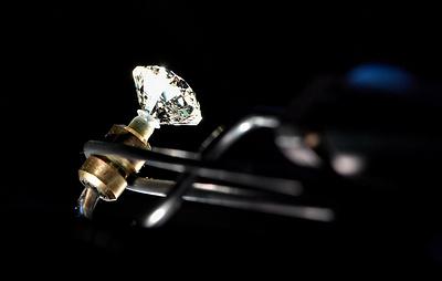 Резидент свободного порта во Владивостоке запустил производство бриллиантов