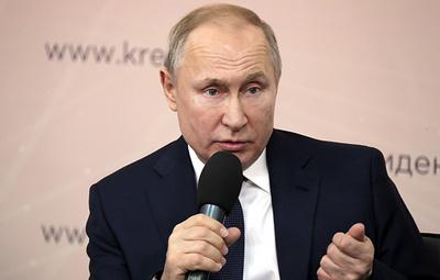 Путин заявил, что структуру потребительской корзины нужно усовершенствовать