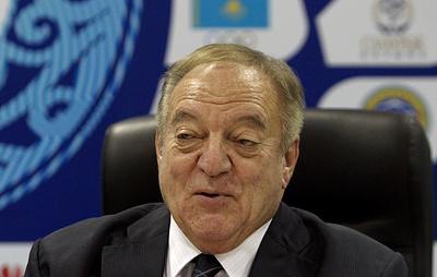 СМИ: президент Международной федерации тяжелой атлетики Аян отстранен на 90 дней
