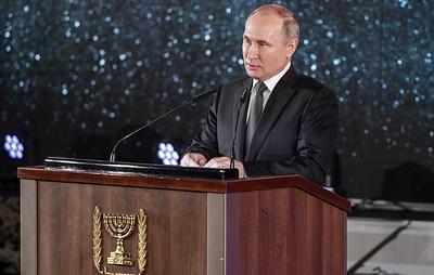 Путин: трагедии Холокоста и блокадного Ленинграда нельзя сравнить ни с чем в истории