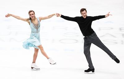 Фигуристы Синицина и Кацалапов назвали легчайшим исполнение ритм-танца на ЧЕ
