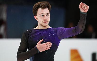 Российский фигурист Дмитрий Алиев завоевал золото чемпионата Европы