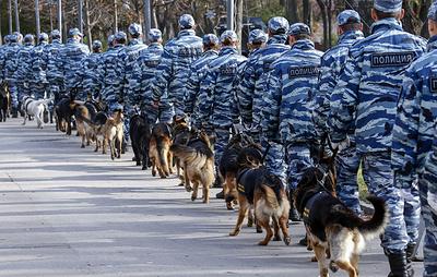 Кабмин установил надбавку за сложность в размере оклада полицейским в Москве и Петербурге